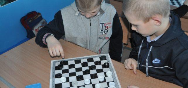 Школьный турнир по шашкам