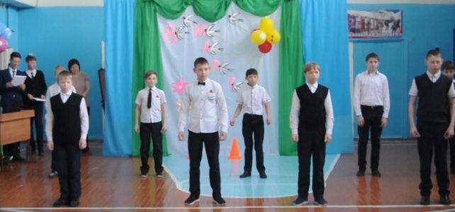 Накануне 8 марта в нашей школе прошли праздничные мероприятия!