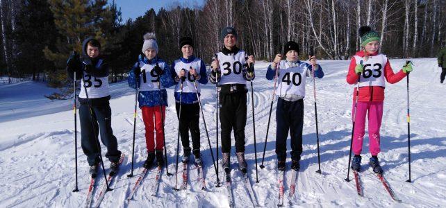 Соревнования по лыжным