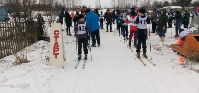 Открытое первенство по лыжным гонкам